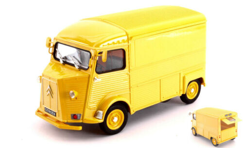 Citroen HY Type 1962 Yellow Van 1:24-27 Model 24019Y WELLY