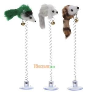 3x-Funny-Pet-Cat-Toys-Feather-False-Mouse-Bottom-Sucker-Kitten-Play-Scratch-Toy