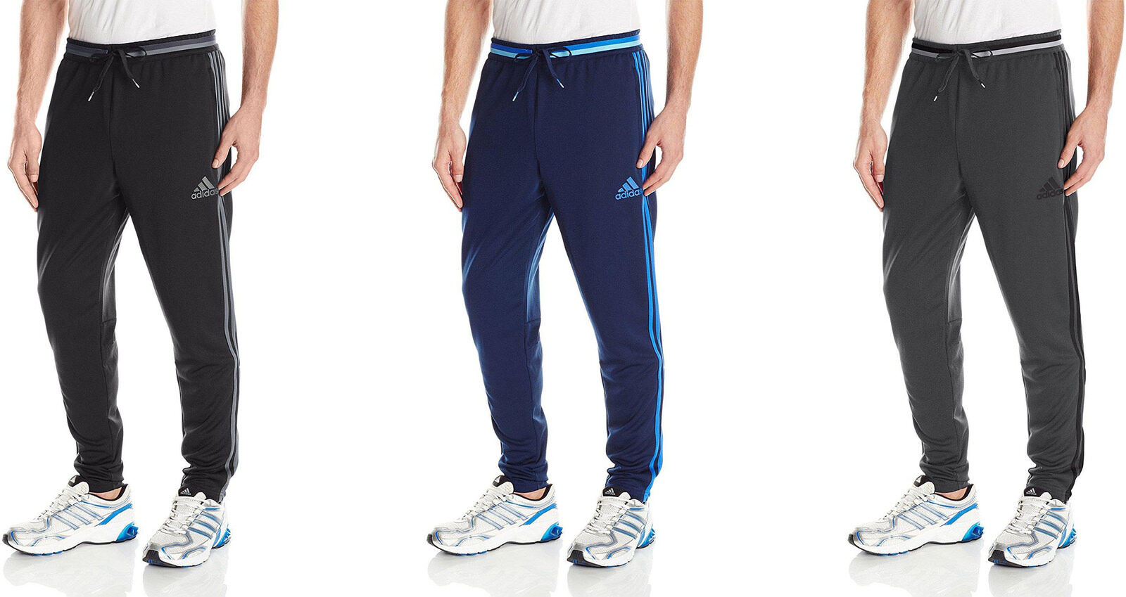 a137680b6 adidas Men's Condivo 16 Training Pants, 3 Colors | eBay