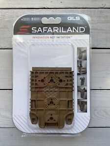 Safariland QUICK-KIT1 Locking System Kit with QLS 19 and QLS 22 Polymer