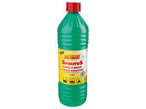 6-x-1-Liter-Favorit-Spiritus-Brennspiritus-Bioalkohol-Ethanol-Alkohol-Reinigung
