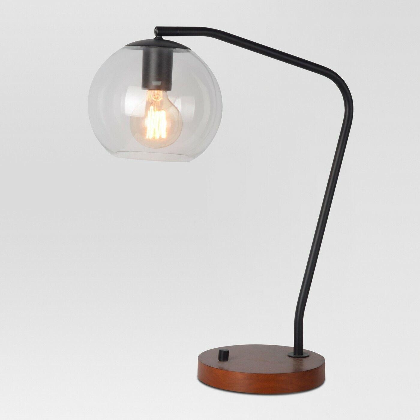 Menlo Gl Globe Table Lamp Project