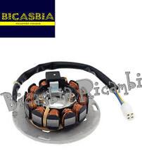 3242 - STATORE MAGNETE PER VOLANO VESPA 125 150 PX 2011 - 2013 BICASBIA