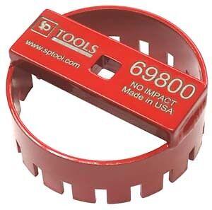 Schley Volvo Tools Fuel Pump Socket SLY-69800 Similar to Volvo V9995720