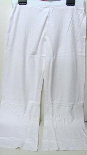 QUALITY WHITE BLUE COTTON DIAMANTE LOUNGE SWEAT PANTS JOGGERS 12-14 /& 16-18 BNWT