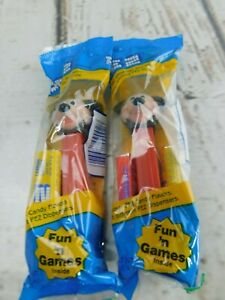 Lot of 2 Mickey Mouse Pez Dispenser Vintage Collectible New Sealed