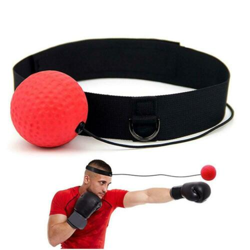 Fight Boxing Ball Equipment With Head Band For Reflex Speed Training Boxing