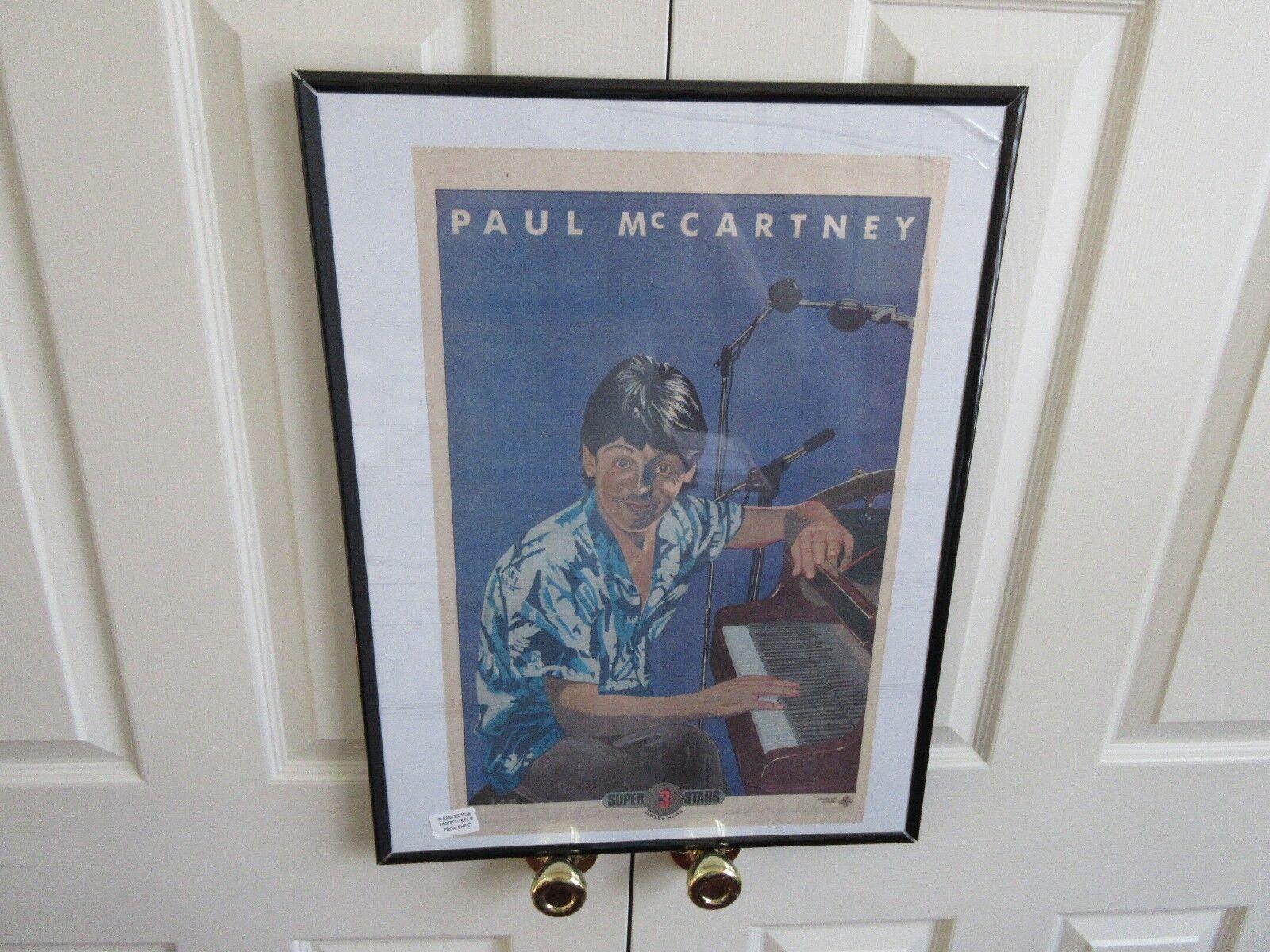 Paul McCartney , New York Daily News , SUPERSTAR #3 ,