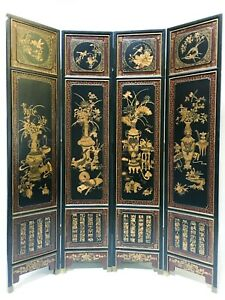 oriental-furniture-screen-6-039-x4-panels-black-lacquer-screen