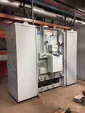 GE Prolec 300 Kva 13200 Primary 208Y/120 Secondary Substation Transformer FR3