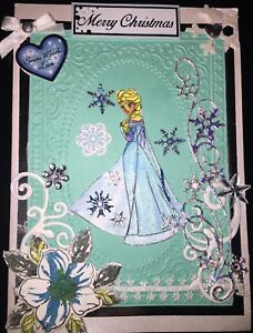 Handmade-Frozen-Christmas-Card