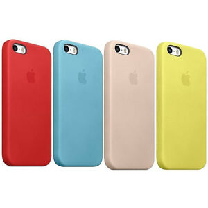 original apple iphone se 5 5s leder schutz h lle case cover originalverpackung ebay. Black Bedroom Furniture Sets. Home Design Ideas