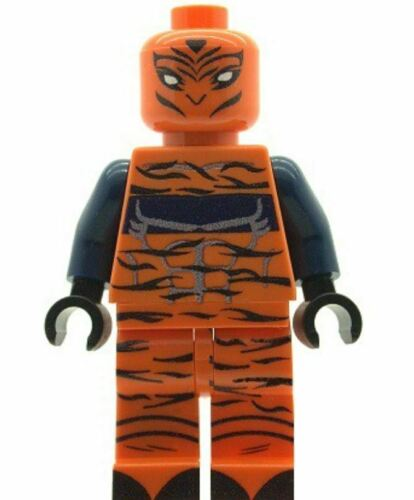 Bengal Duc No Tranh Custom Designed Minifigure Printed On LEGO Parts