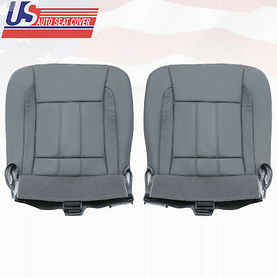 Fits 2006 Dodge Ram Truck 1500 Passenger Bottom Cloth Seat Cover in Gray