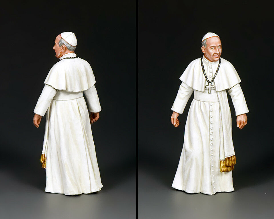 KING AND COUNTRY Ceremonial - The Pope CE22 CE022