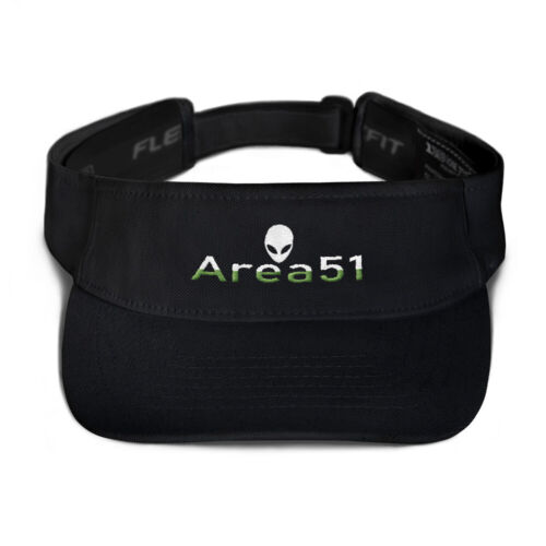 Area 51 Alien Hat Visor