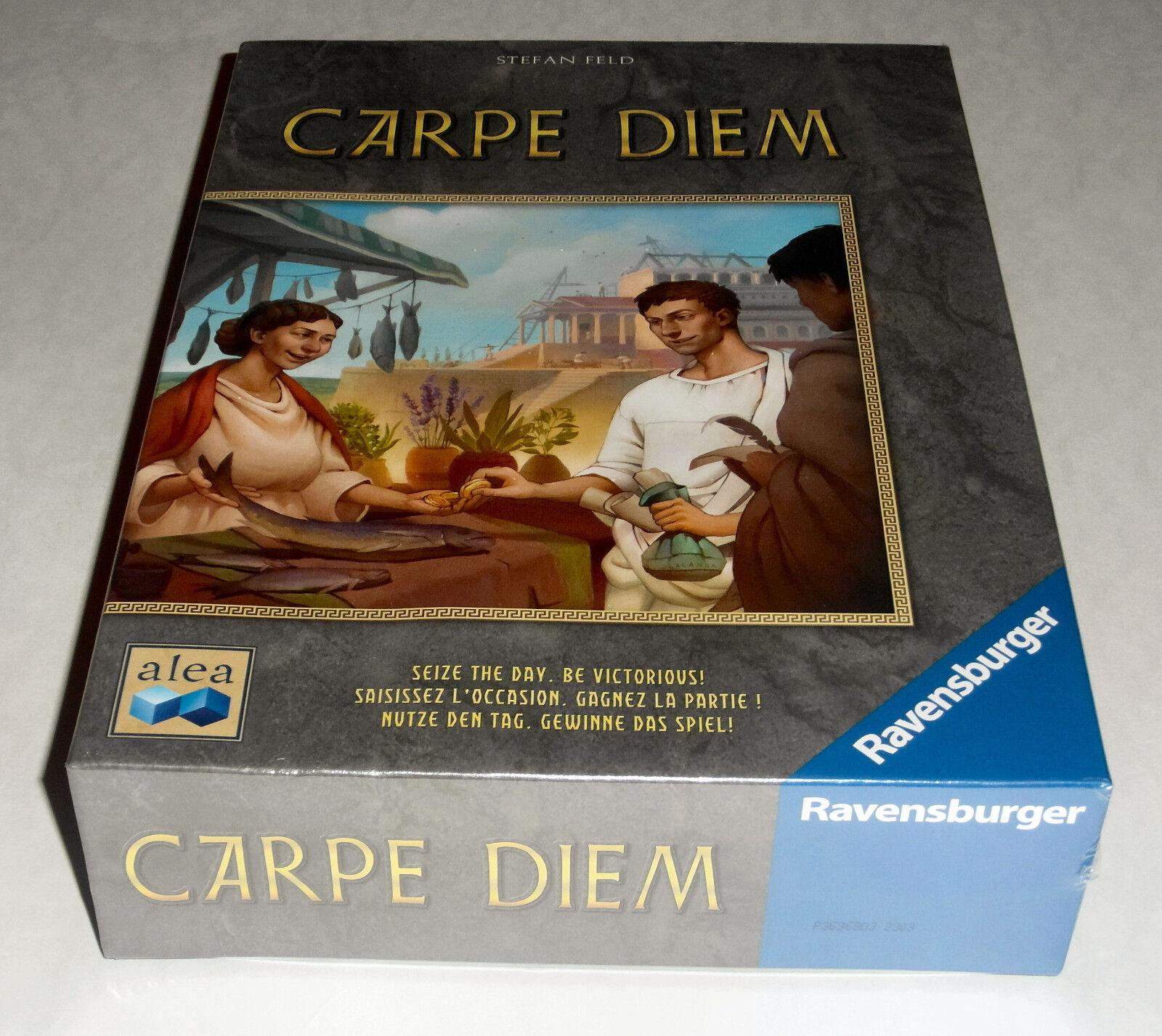 Carpe Diem-Alea Ravensburger - 2018
