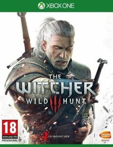 The-Witcher-3-Wild-Hunt-Xbox-One-PRISTINE-Super-FAST-amp-QUICK-Delivery-FREE
