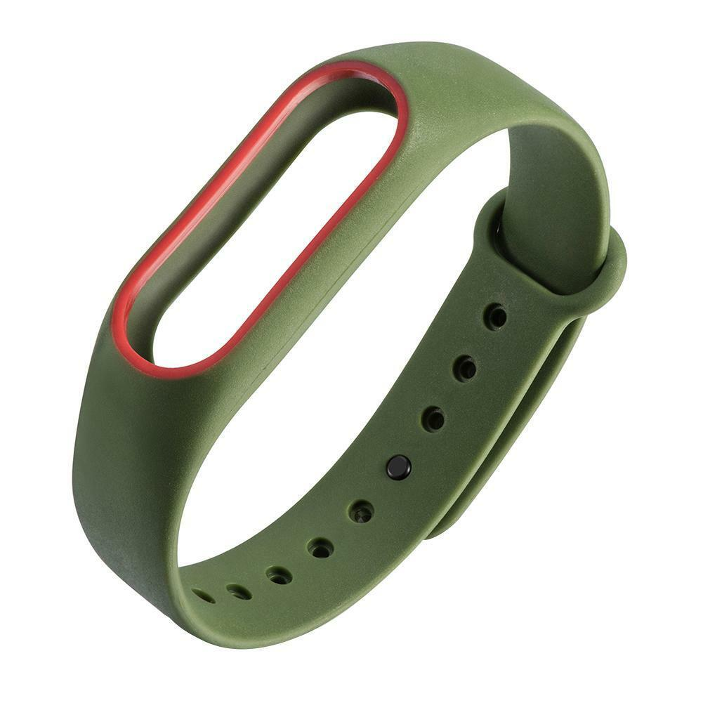 1# Army Green Red Strap Only