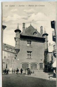 CP-15-Cantal-Aurillac-Maison-des-Consuls