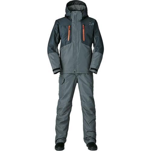 Daiwa Rainmax Winter Suit DW-3205 NGT Gr. XXL Winteranzug Thermoanzug 2-teilig