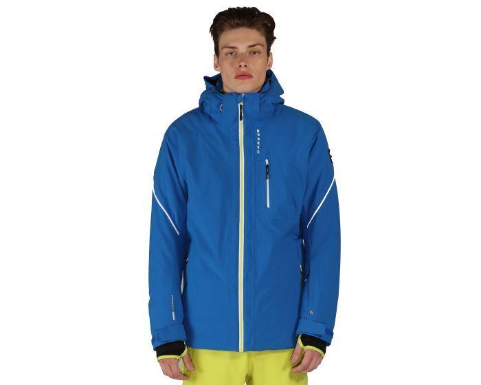 DARE2B Cautivante Hombre Chaqueta para Esqui en Azul Tallas 4XL-8XL