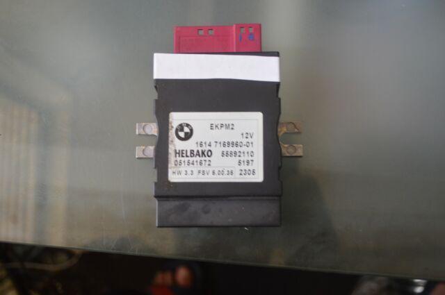 GENUINE BMW X6 X5 E70 E71 Pompe à Carburant Contrôle Ecu Module 7276046-01