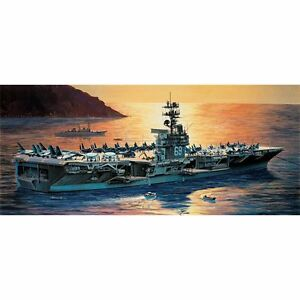 Academy 1440 USS Eisenhower CVN69 1800 scale plastic model kit - GB, United Kingdom - Academy 1440 USS Eisenhower CVN69 1800 scale plastic model kit - GB, United Kingdom