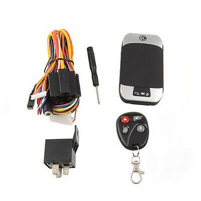 Coban Vehicle Car GPS/GSM/GPRS/SMS Tracker Google Map Remote Control GPS303D