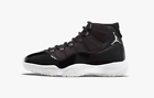 Size 10.5 - Jordan 11 Retro Clear Black