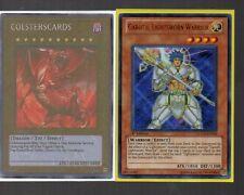 Yugioh Card - Ultra Rare Holo - Garoth Lightsworn Warrior LCGX-EN246 1st Ed