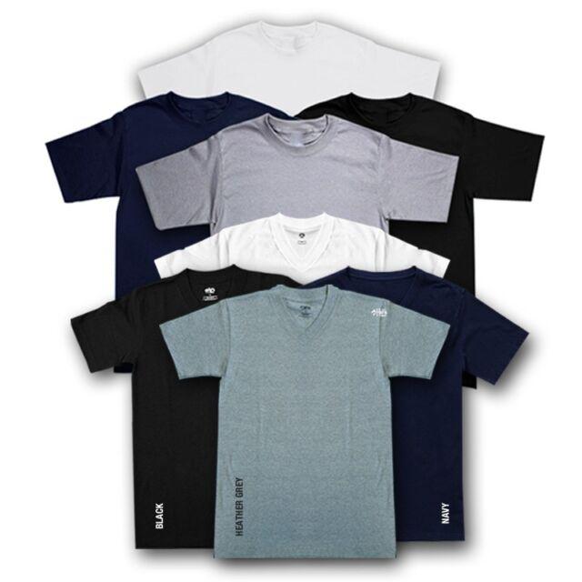 Plain Shaka Max Heavy Short-Sleeve Plain T-shirts - 1 PIECE (M-2XL)