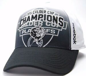 Manchester-Monarchs-Reebok-2015-AHL-Calder-Cup-Champions-Stretch-Fit-Cap-Hat