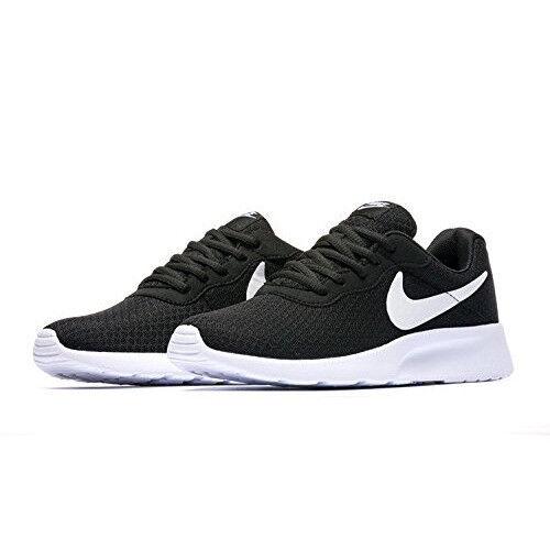 brand new e0498 2caa0 Nike Mens Tanjun Running Sneaker 11 M US Black / White for sale online |  eBay