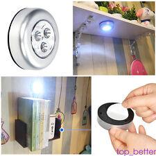 Auto Motion Sensor Night light LED battery powered night Lamp car Bike light