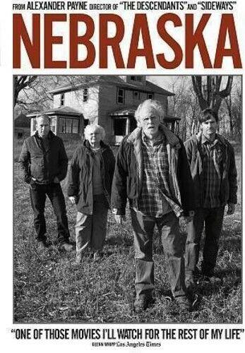Nebraska (2013 Bruce Dern) DVD NEW