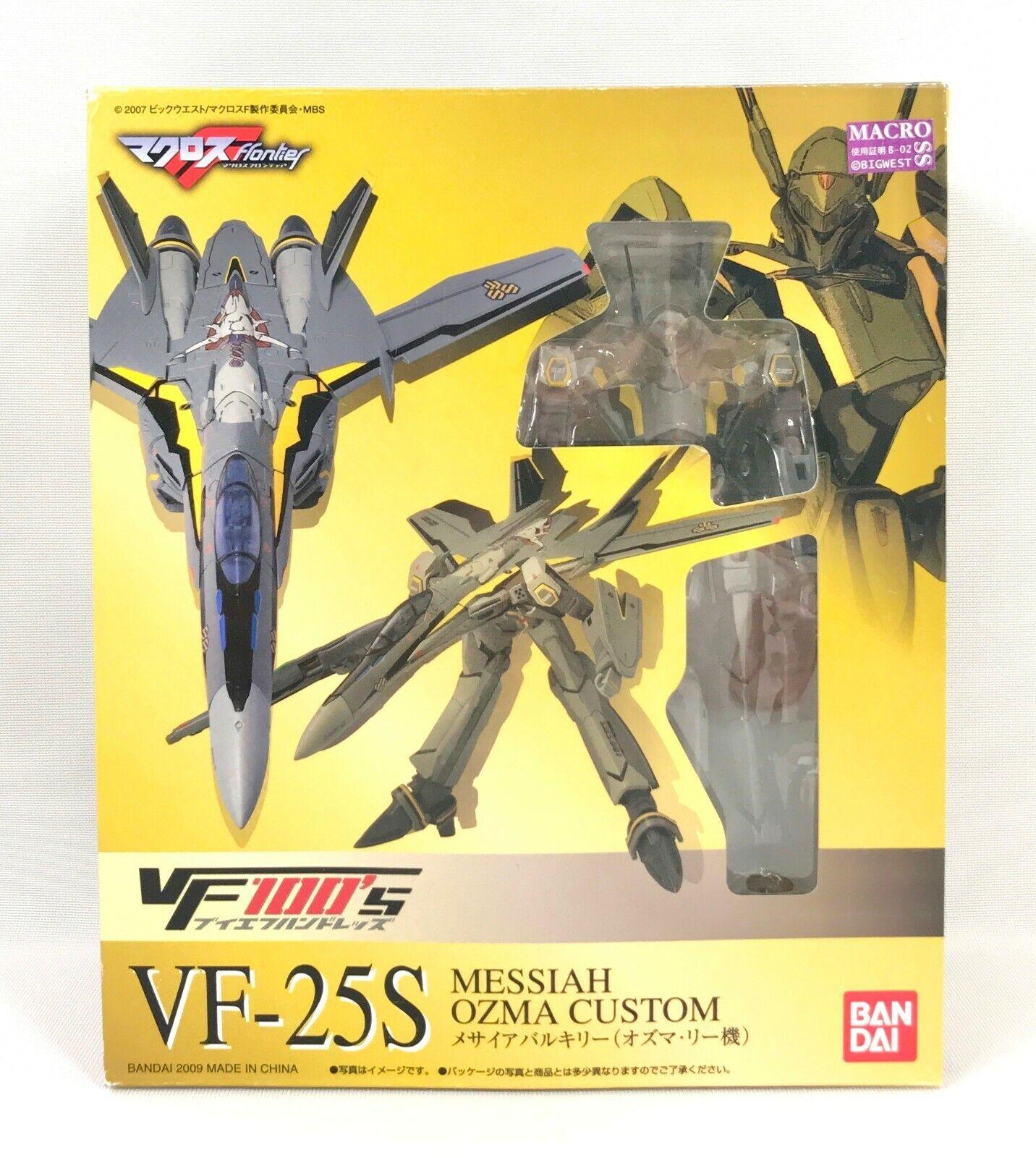 Ozma Custom Bandai Macross Frontier 1//72 VF-25S Messiah Valkyrie Plastic Model
