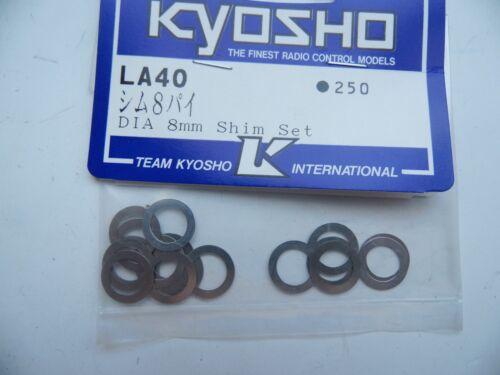 KYOSHO LA-40 Rondelle 8 mm  LAZER