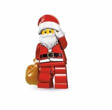 LEGO 8833 MINIFIGURES SERIES 8 - SANTA new