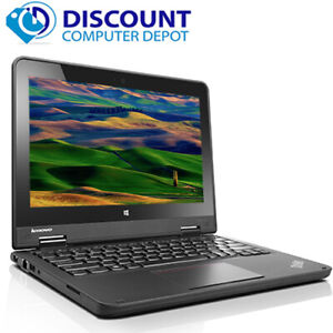 Details about Lenovo Thinkpad Yoga Laptop Tablet PC Dual Core Windows 10  HDMI 4GB 128GB SSD HD