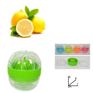 Zitruspresse-mit-Behaelter-Squeeze-Zitronen-Saft-Orange-Handbuch-Kochen-Haus-423