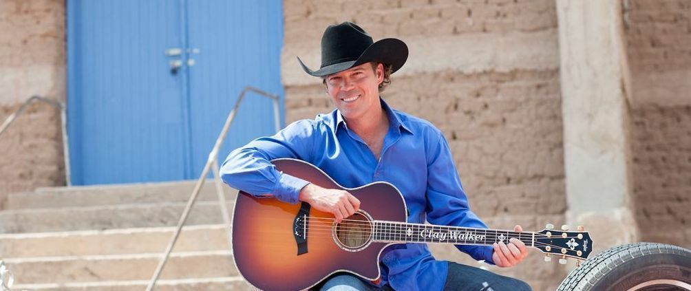Clay Walker with Tracy Byrd
