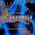 Unknown Piazzolla (CD, Mar-2000, Chesky Records)