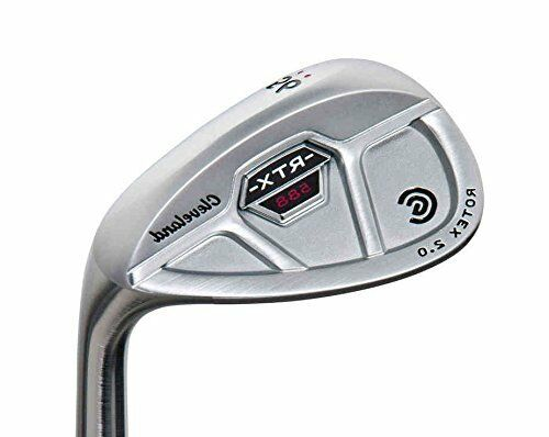 WAS  NOW .99 1 2 PRICE LADIES LEFT  HAND CLEVELAND RTX 588 2.0 WEDGE TS  auténtico