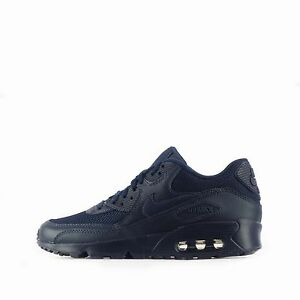 best loved cb466 34b8d Image is loading Nike-Air-Max-90-Mesh-Junior-Youth-Shoes-