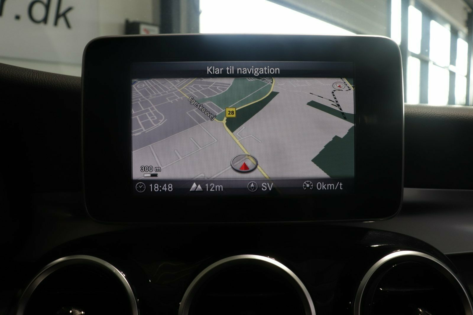 Mercedes C220 d Business aut.