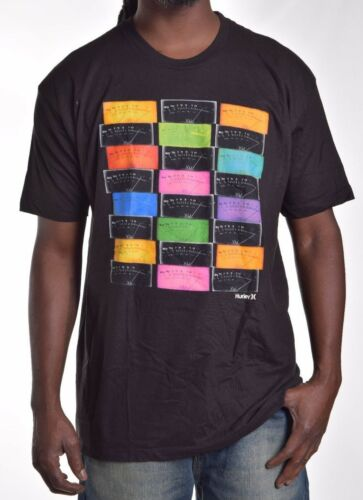 Hurley Men/'s Classic Graphic Tee Shirt Choose Size /& Color