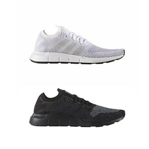 Adidas Originals Swift Run Primeknit [CG4127] Men Casual Shoes Black/Grey