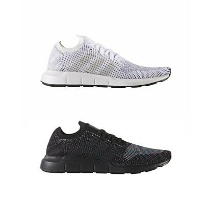 Adidas Swift Run Pk (primeknit) Running Shoes Men's Tri