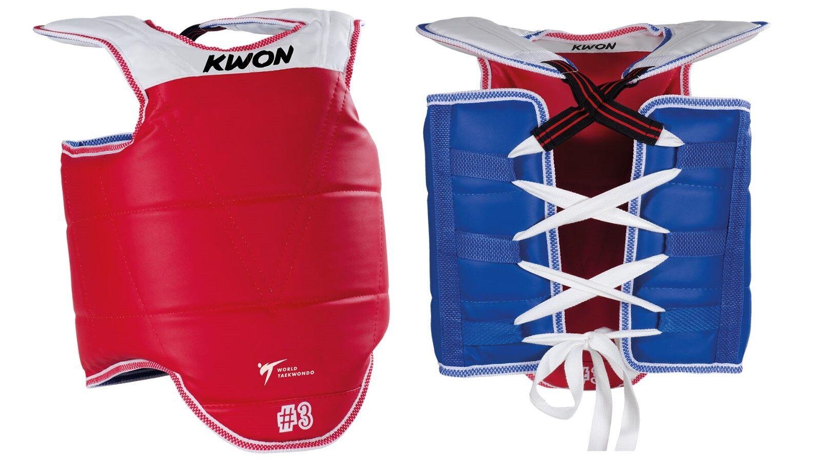 Kwon TKD Kampfweste Korean Korean Korean Style Training WT. Größe XS-XL. Taekwondo, 039de2